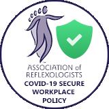 Association of Reflexologists Covid-19 secure workplace